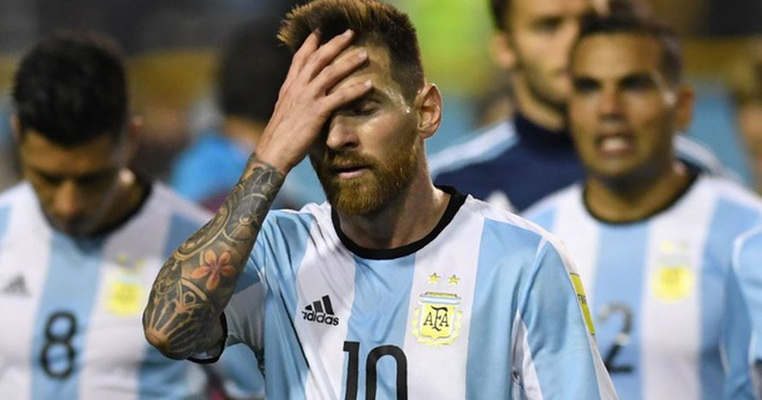 Argentina vẫn lỗi hẹn với Copa America.