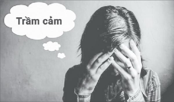 Phụ nữ tuổi mãn kinh dễ bị trầm cảm.