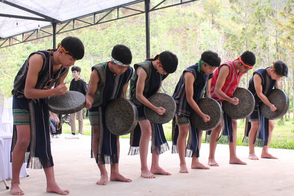 K'Ho là dân tộc có nền văn hóa truyền thống độc đáo.