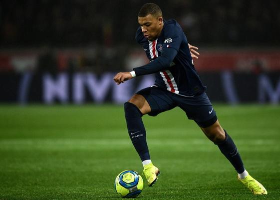 Kylian Mbappe - chân sút số 1 của đội tuyển Pháp tại Euro 2021.
