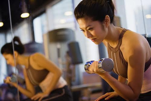 Tập tạ có thể giảm nguy cơ mắc bệnh tim, tiểu đường