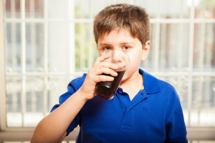 gan nhiễm mỡ vì uống nhiều nước ngọt có gas