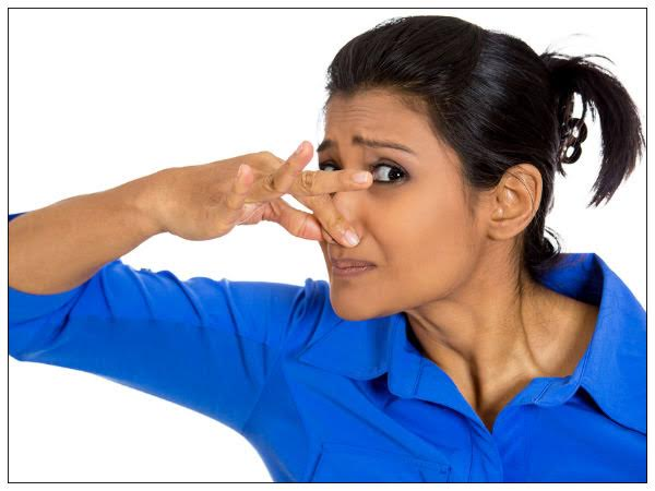 Mùi âm đạo cho bạn biết điều gì?