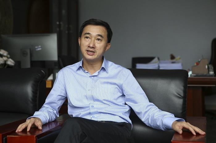 GS.TS Trần Văn Thuấn- Giám đốc Bệnh viện K