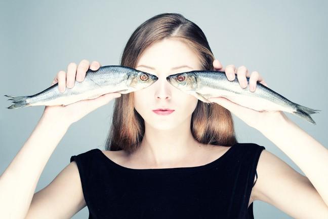 Đôi khi mùi cá ươn khiến nhiều chị em mất tự tin.