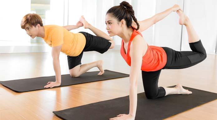 Tập luyện giúp máu lưu thông tốt cho hệ tuần hoàn.
