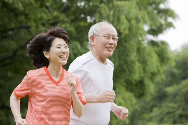 tập thể dục giúp sống thọ