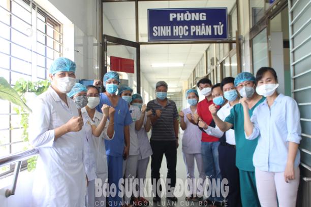 Các y bác sĩ trên cả nước đồng lòng quyết tâm chống đại dịch COVID-19