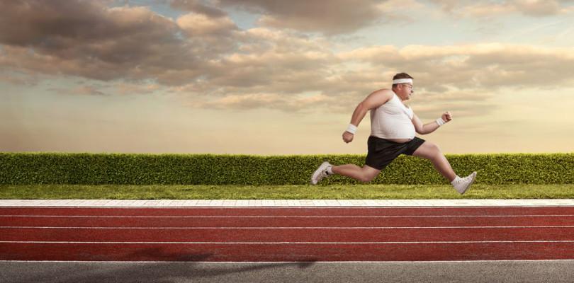tập luyện chống béo phì