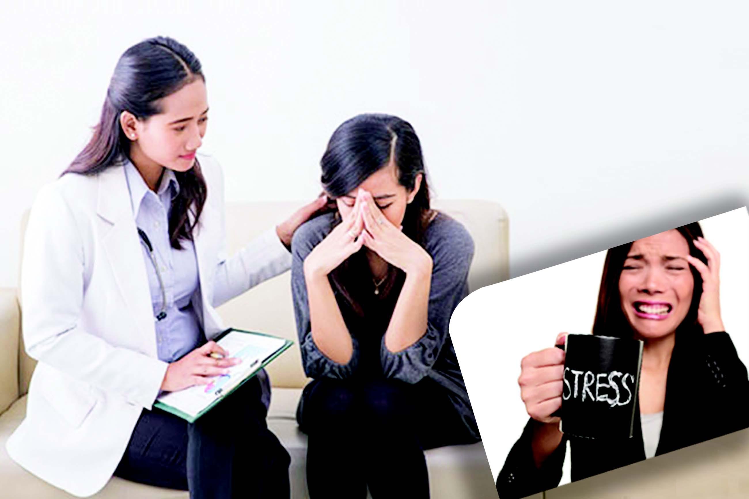 Chữa rối loạn stress sau sang chấn tâm lý