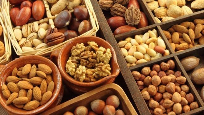 Ăn các loại hạt tốt cho sức khỏe