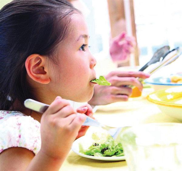 Chế độ ăn viêm cầu thận cấp ở trẻ