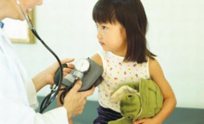 Báo động tăng huyết áp ở trẻ em đang tăng nhanh