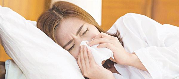 Bệnh hô hấp lúc giao mùa