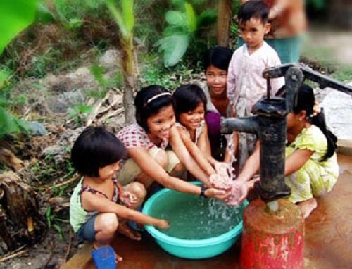 Chiến lược Quốc gia về cấp nước sạch và vệ sinh nông thôn đến năm 2020
