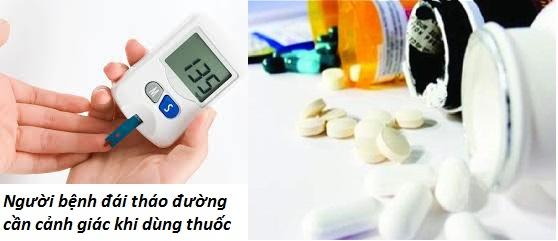 Các thuốc người đái tháo đường cần cảnh giác
