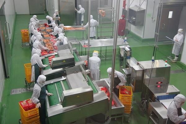 Giám sát chất lượng thực phẩm cung cấp cho siêu thị hiện đại