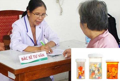 Giảm ảnh hưởng xấu của thuốc với người cao tuổi