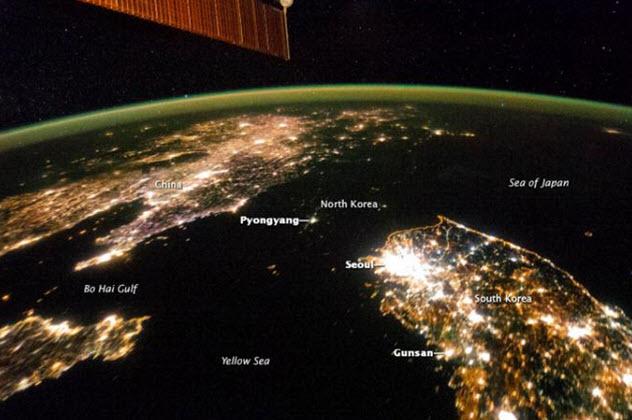 Chuyện thú vị về những bức ảnh chụp từ vũ trụ