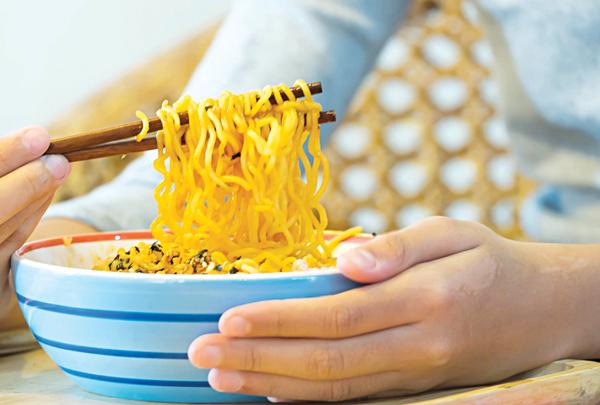 Mì ăn liền có tốt cho sức khỏe?