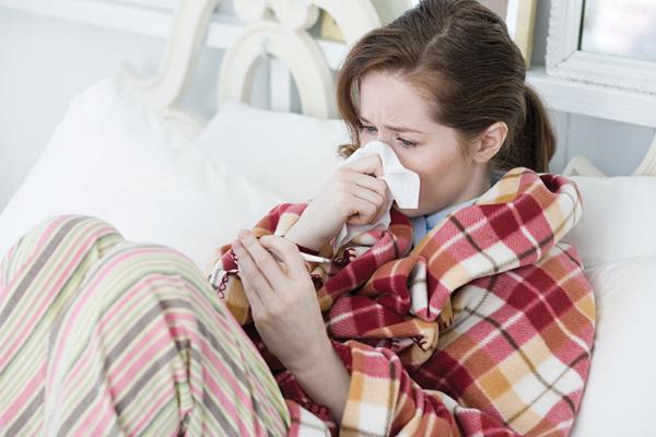 Điều trị cảm cúm bằng y học cổ truyền