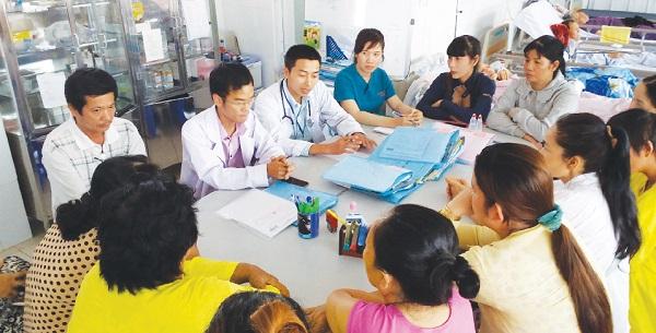 Nơi nào dân cần, y tế có mặt