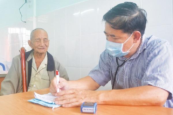 Ngày thứ bảy dành cho bệnh nhân nghèo