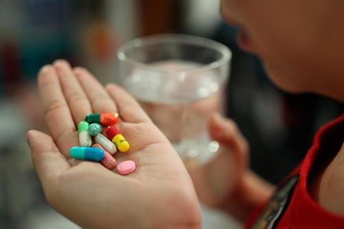 Thuốc trị viêm loét dạ dày- tá tràng