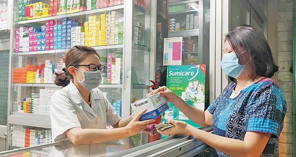Chính thức vận hành điểm xét nghiệm mở rộng gần Bệnh viện Bạch Mai