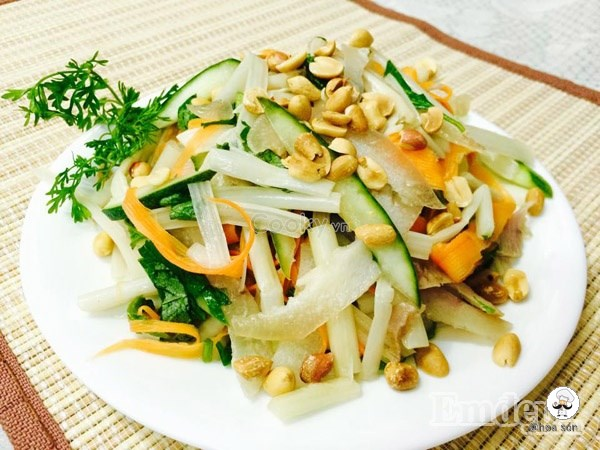 Món ăn vị thuốc  tăng cường sức khỏe
