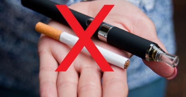 Bộ Y tế đề xuất Chính phủ không thí điểm việc cho phép nhập khẩu, kinh doanh sản phẩm thuốc lá điện tử, thuốc lá nung nóng tại Việt Nam.