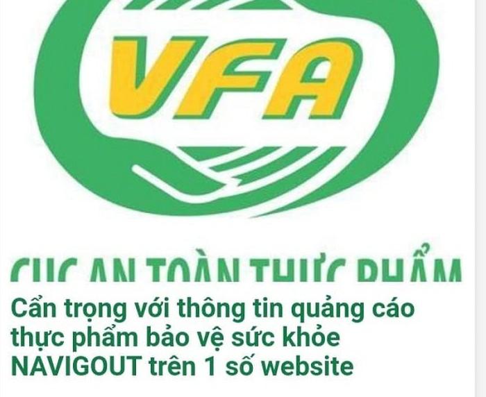 Nóng: Các thực phẩm bảo vệ sức khoẻ NAVIGOUT, Mr Sun và INSUNA quảng cáo sai sự thật