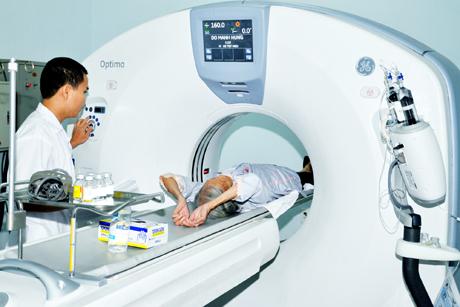 Ngành y tế đã có sự phát triển nhanh vượt bậc nhờ có ứng dụng của KH&CN trong điều trị bệnh