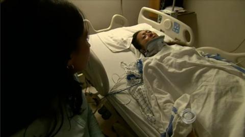 Cô giáo gốc Việt thành người hùng trong lốc xoáy Mỹ 2