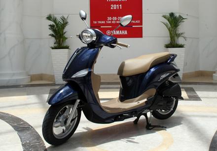 Yamaha Việt Nam triệu hồi toàn bộ xe Nozza 1
