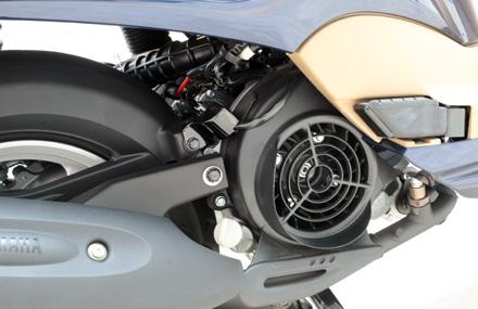 Yamaha Việt Nam triệu hồi toàn bộ xe Nozza 2