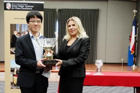 Lần đầu tiên Việt Nam vô địch giải cờ vua thế giới 1