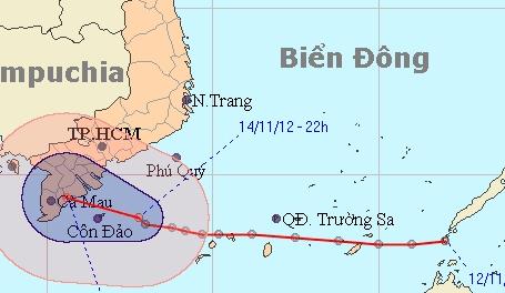 Miền Bắc lạnh cục bộ, áp thấp nhiệt đới gây mưa to diện rộng 1