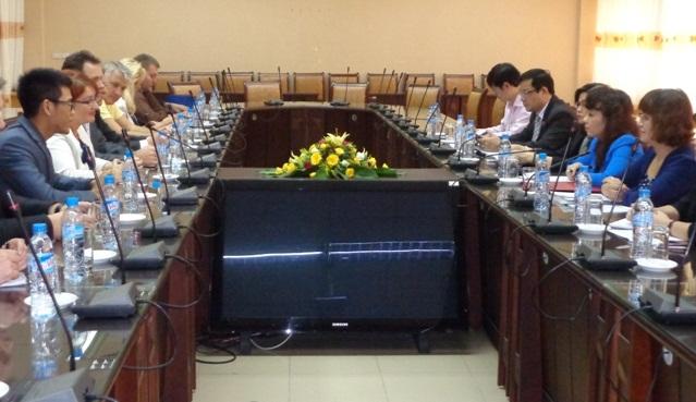 Đẩy mạnh hợp tác y tế giữa Việt Nam và CH Czech  1