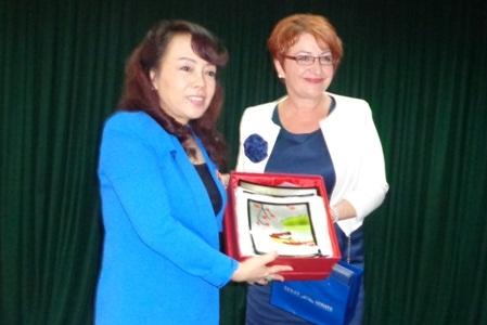 Đẩy mạnh hợp tác y tế giữa Việt Nam và CH Czech  2