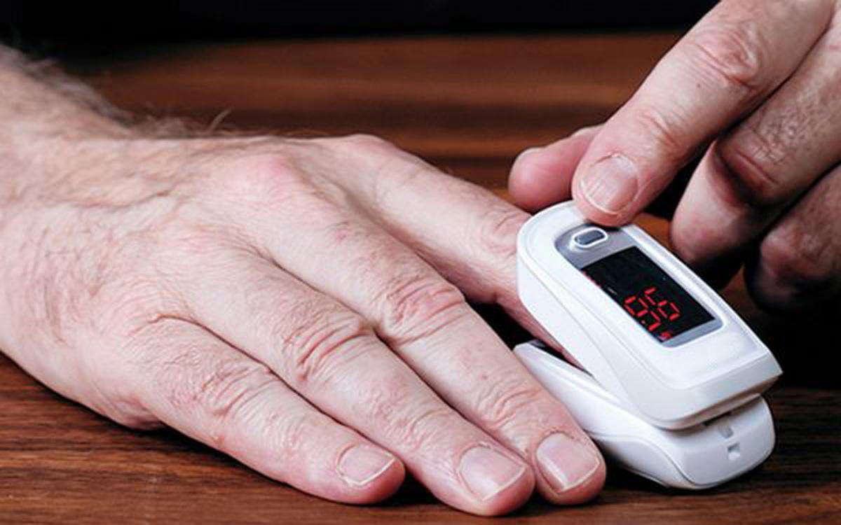 Hướng dẫn sử dụng thiết bị đo chỉ số SpO2