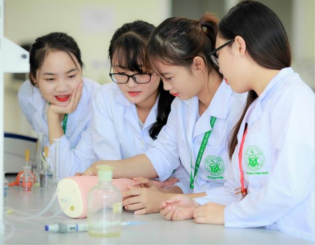 Sinh viên y dược có tỷ lệ việc làm cao nhất