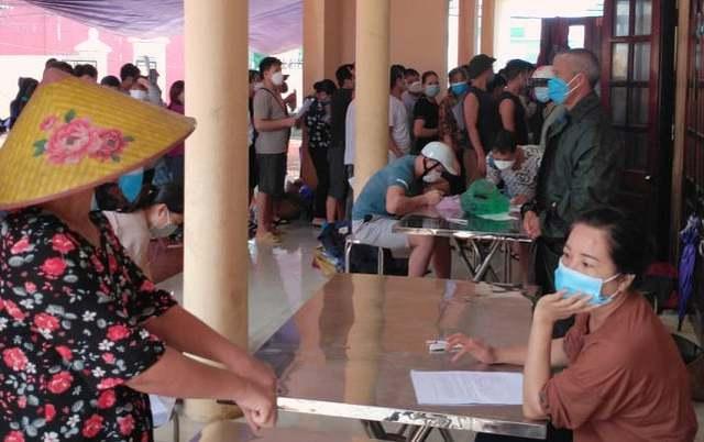 """Bắc Ninh phát hiện 5 ca cộng đồng, chưa rõ nguồn lây sau 24 ngày """"sạch dịch"""" - Ảnh 3."""