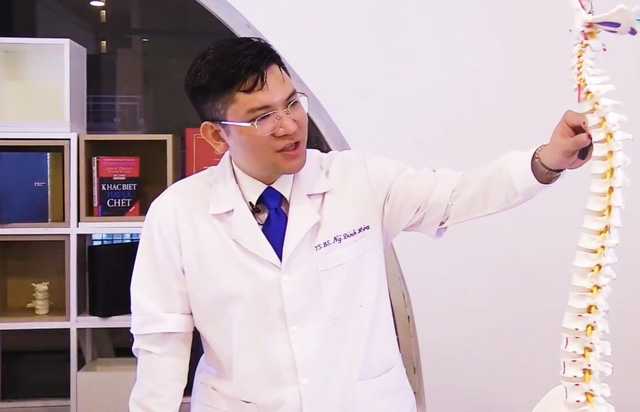 Hẹp ống sống - dấu hiệu, nguyên nhân, phương pháp chẩn đoán - Ảnh 2.