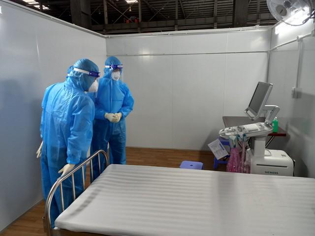 Bệnh viện Bạch Mai đảm trách chính Bệnh viện điều trị COVID-19 gần 3.000 giường ở TP.HCM - Ảnh 1.