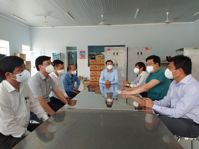 Nguy cơ bùng phát dịch COVID-19 ở Tây Ninh là rất lớn - Ảnh 2.