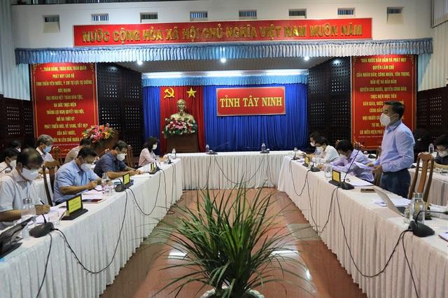 Nguy cơ bùng phát dịch COVID-19 ở Tây Ninh là rất lớn - Ảnh 1.