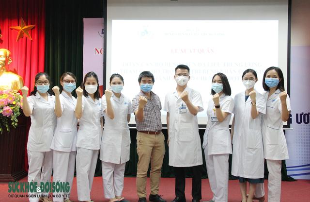 34 thầy thuốc ưu tú của Bệnh viện Da liễu TW chi viện cho miền Nam thân yêu - Ảnh 5.