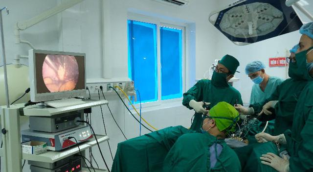 Thai góc tử cung, phẫu thuật ngay tránh nguy hiểm tính mạng - Ảnh 1.