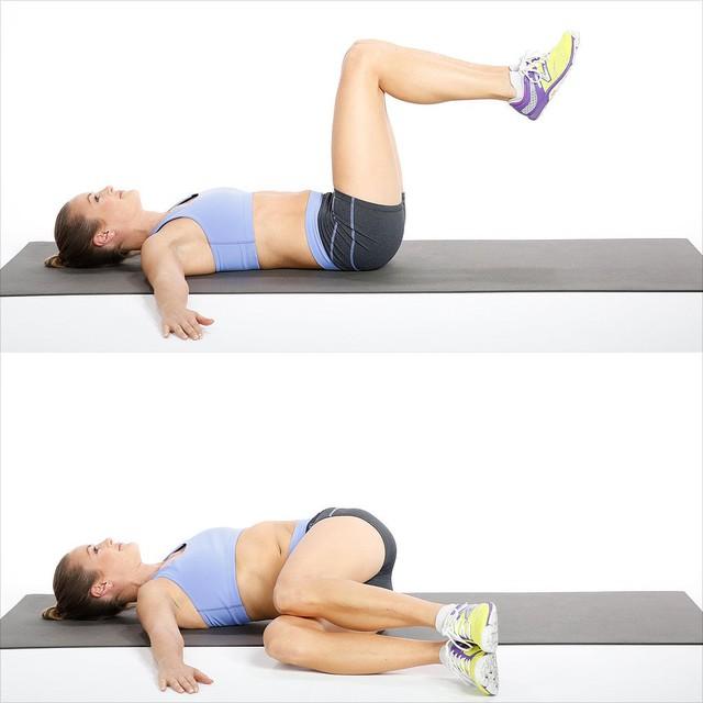 8 động tác kéo giãn đơn giản giúp giảm đau thắt lưng cực hiệu quả - Ảnh 2.